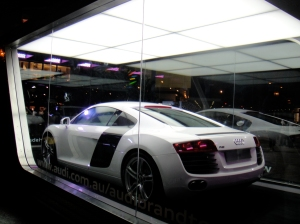 hello beautiful car; tag: hye r shin bc she loves audi's :O)