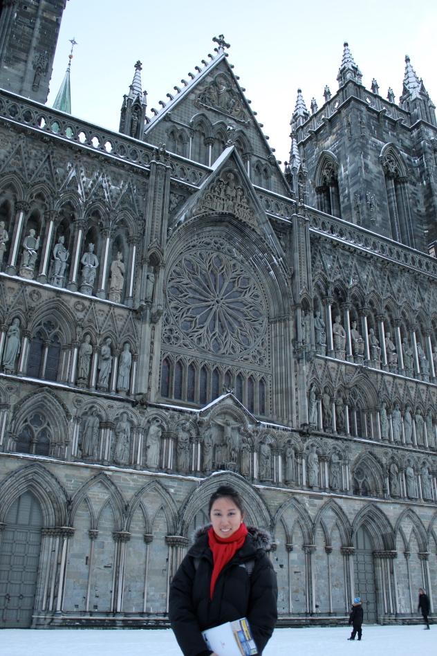 Nidaros Cathedral, Trondheim NO